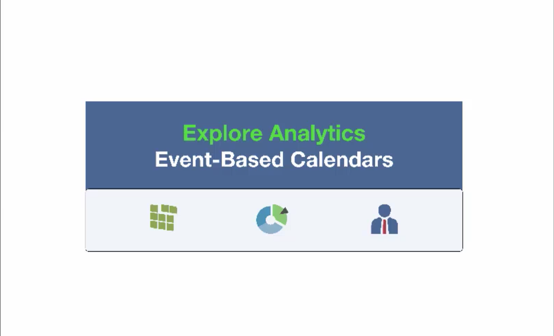 Creating Event-Based Calendars