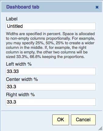 Dashboard - Explore Analytics: The Wiki